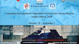 Constanța International Competition- Festival for Young Pianists