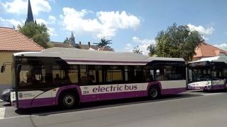 Constanța nu va vedea prea curând  autobuze electrice