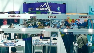 Constanţa, promovată la Transylvania Tourism Fair