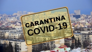 Constanța va petrece revelionul în carantină. Carantina va fi prelungită cu încă două săptămâni