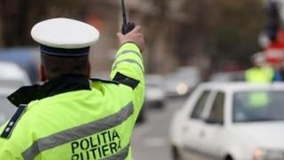 Prinsă cu 170 km la oră, pe contrasens! Constănțeanca a ignorat Poliţia Rutieră