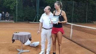 Constănţeanca Raluca Şerban, cel mai important succes din carieră la simplu