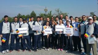 Constănțeanul Alin Larion, noul președinte al Federației Române Sportul pentru Toți