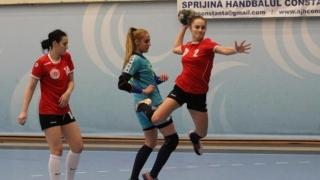 Derby dobrogean în Divizia A de handbal feminin