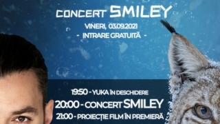Constănțenii invitați să ia parte, alături de Smiley, la evenimentul care aduce împreună distracția și grija pentru natura