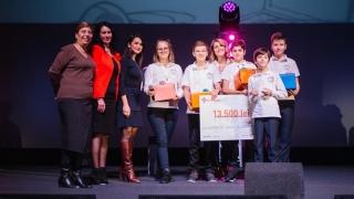 Constănțeni pe podium în competiția Play Energy