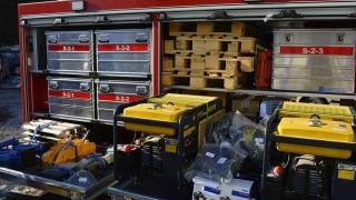 Sistem containerizat pentru acţiuni de căutare-salvare, la Constanța