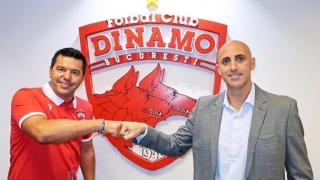 Dinamo a cedat în faţa Chindiei