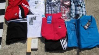 Peste 13.000 de haine, încălţăminte şi parfumuri contrafăcute, confiscate la vamă