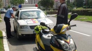 Peste 23.000 de sancţiuni pentru viteză, date de polițiști în ultimele zece zile