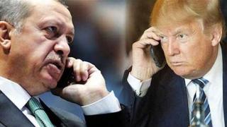 Conversație importantă între Trump și Erdogan despre retragerea trupelor SUA din Siria