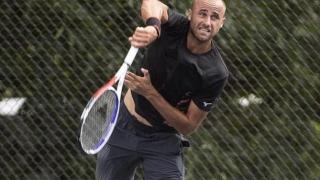 Copil a cedat în turul al doilea la US Open