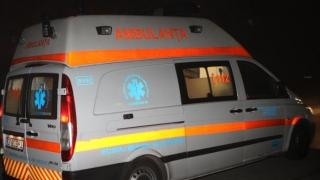 Trei persoane rănite într-un accident, la Cernavodă!