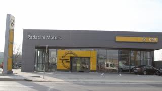 Rădăcini Motors ridică ștacheta cu un nou showroom Opel la Constanța