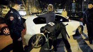 Operaţiune impresionantă a poliţiştilor din Marsilia