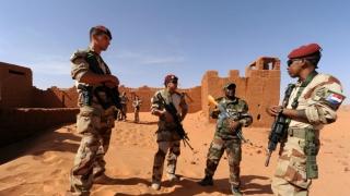 Operațiune terestră a forțelor speciale franceze în Siria