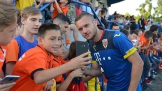 Termenul de înscriere al copiilor pentru meciul România - Norvegia a fost prelungit