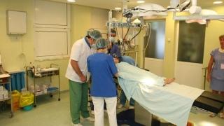 Copii cu malformaţii grave, operați la Spitalul Județean Constanța