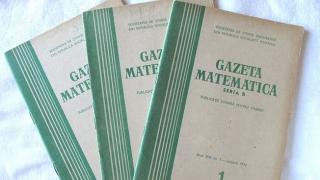 Copiii pot să lucreze din nou exercițiile din Gazeta Matematică