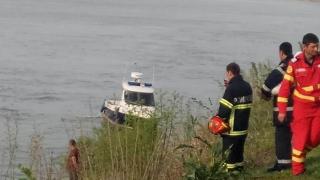 Adolescent înecat în Dunăre