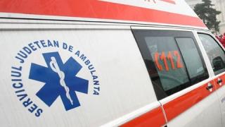 Băiat de 11 ani, în comă după ce a căzut de la etajul 4