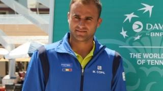 Marius Copil a urcat un loc în clasamentul ATP