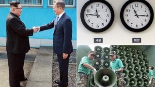 Coreea de Nord trece la ora oficială de la Seul