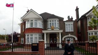 Un diplomat nord-coreean de la Londra solicită azil politic
