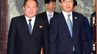 S-a agreat organizarea unui summit inter-corean, în septembrie