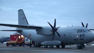 Alte 45 de tone de echipamente medicale din Coreea de Sud vor ajunge în România