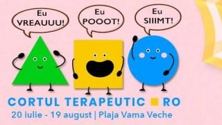 Cortul Terapeutic la Vama Veche!