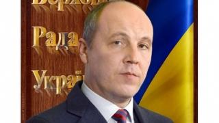 Preşedintele Parlamentului ucrainean, anchetat de Anticorupție