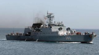 Exercițiu în apele Mării Negre cu sute de militari români și turci