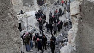 OSDO: 3 zile, cel puţin 60 de morţi în confruntările din Alep