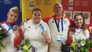 Primele medalii pentru România la Jocurile Europene de la Minsk