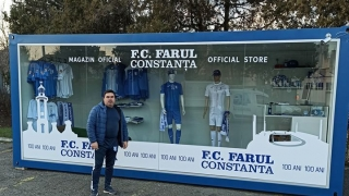 Sâmbătă, FC Farul va inaugura magazinul oficial