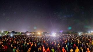 4.000 de yoghini, prezenţi la meditaţia în spirală de la Costineşti