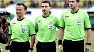 Ovidiu Hațegan va arbitra în grupele Ligii Campionilor