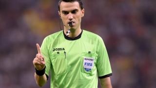 Ovidiu Haţegan va arbitra partida Manchester United - Celta Vigo