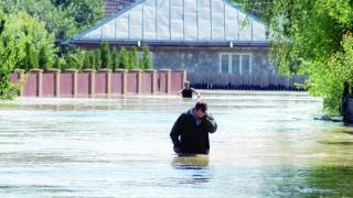 Inundațiile au pus PAID la treabă