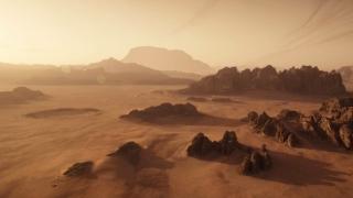 Până la urmă nu există viaţă pe Marte! Planeta este toxică!