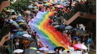 Paradă uriașă în Taipei! Vezi ce au cerut participanții!