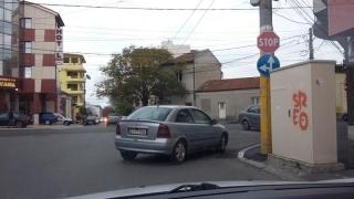 A încălcat toate regulile privind staționarea auto, mai puțin una