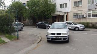 Cum?! Strada nu este loc de parcare?!