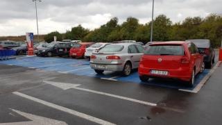 Handi-parcări de poveste