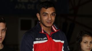 Patru juniori de la CS Farul, pe podium la CN de lupte pentru seniori
