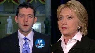 Paul Ryan cere oficial ca Hillary Clinton să nu mai aibă acces la informaţii clasificate
