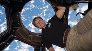Peggy Whitson, deținătoarea recordului de ședere în spațiu