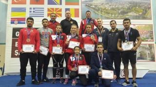 Luptători constănțeni, pe podium la Balcaniada juniorilor