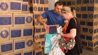 Persoanele cu handicap din Constanța vor primi alimente de la UE